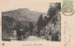 Reunion - Ile De La Reunion - Hell Bourg - Carte Ecrite 1906 Cliche Luda - La Réunion
