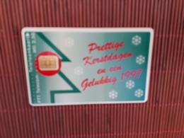 Christmas Phonecard Netherlands (Mint,Neuve)  Rare - Weihnachten