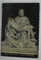 Pietà Di Michelangelo Roma Statua Cartolina - Sculture
