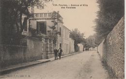 AVENUE ET VILLA DES FALAISES - Fouras-les-Bains