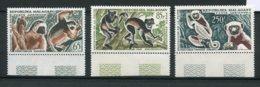 11068 MADAGASCAR  PA84/6**  Les Singes   1960   TTB - Madagaskar (1960-...)