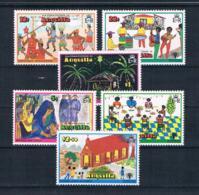 Anguilla 1979 Kinder Mi.Nr. 329/34 Kpl. Satz ** - Anguilla (1968-...)