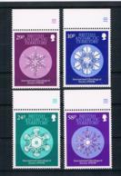Britisches Antarktis-Territorim 1986 Mi.Nr. 136/39 Kpl. Satz ** - Territoire Antarctique Britannique  (BAT)