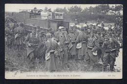 FRANCE - Carte Postale - Infanterie En Manœuvres - La Halte Horaire , La Cantine - L 21829 - Manovre
