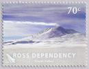 Ross Dependency 2012 Antarctica Erebus Volcano Vulkan MNH ** - Dépendance De Ross (Nouvelle Zélande)