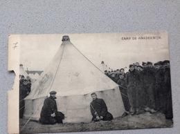 Harderwijk Camp - Oorlog 1914-18