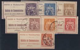 FRANCE - Télégraphes Et Téléphones