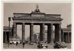 BERLINO - BERLIN - BRANDENBURGER TOR - BRANDENBURG GATE - Vedi Timbro Sul Retro - Porta Di Brandeburgo