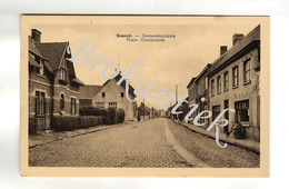 Bossuit/Bossuyt, Gemeenteplaats, Plaçe Communale - Avelgem