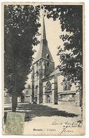 LOIR ET CHER  ONZAIN - L'église - France