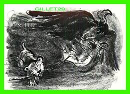 ADVERTISING - PUBLICITÉ - BIBLIOTHÈQUE DE L'HEURE JOYEUSE 1924-1994 - MICHEL GAY, AU PETIT TIGRE - - Publicité