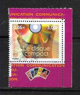 FRANCE 3376 Communication Le Disque Compact . - France