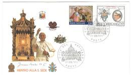 13489 - RIENTRO ALLA S. SEDE - Vatican