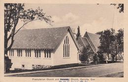 Danville Québec - Presbyterian Church Anglican - VG Condition - Unused - 2 Scans - Quebec