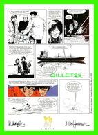 ADVERTISING - PUBLICITÉ - NOSTALGIE, LA LÉGENDE - NOUVEL ALBUM DE XIII - BOOMERANG - VANCE & VAN HAMME, 2000 - - Publicité