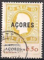Portugal - Azoren (1980)  Mi.Nr.  334  Gest. / Used  (8af21) - Azores