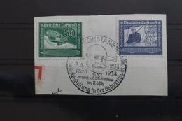 Deutsches Reich 669-670 Gestempelt Sonderstempel #SF406 - Deutschland