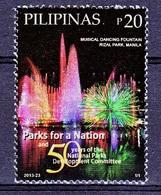 Filippine Philippine Philippinen Pilipinas 2013 National Park Dev't Commitee, Glow-in-the-dark-ink 20p MNH** (see Photo) - Filippine