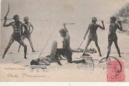 Australie Aboriginal Fight - Ecrite Le 12 06 1906 Rare - Sydney