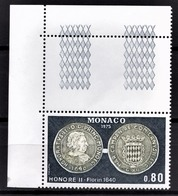 MONACO 1975 -  N° 1040 - NEUF** - Monaco