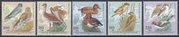 Deutschland Germany BRD 1998 Tiere Fauna Animals Vögel Birds Oiuseaux Aves Uccelli Enten Ducks Trappen, Mi. 2015-9 ** - Nuevos