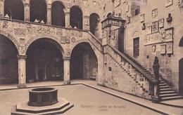 FIRENZE CORTILE DEL BARGELLA  AUTENTICA 100% - Firenze