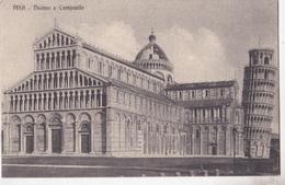 PISA DUOMO E CAMPANILE AUTENTICA 100% - Pisa