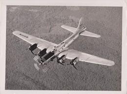 BOEING B-17 FLYING FORTRESS   28 * 21 CM - Aviación