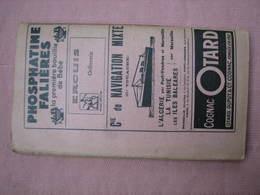 Guide Des CHEMINS De FER  ORLEANS Et Du MIDI été 1934  272 Pages 125X220  TBE - Railway