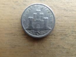 Ile De Man  5  Pence  2007 Aa  Km 1255 - Monnaies Régionales