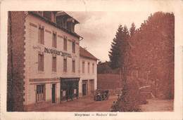 19 - Meymac - Beau Plan Du Modern'Hôtel - Frankrijk