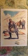 Regional Game,OLD USSR Postcard  - Palvan Tash   -  1981 - Weightlifting - Jeux Régionaux