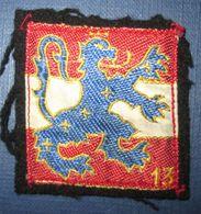 Insigne Tissu 13° Division D'Infanterie-Guerre D'Algérie - Ecussons Tissu