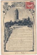 Collection Historique  Des Châteaux De France Montlhéry Le Donjon  TTB - Montlhery