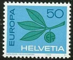 SWITZERLAND  1965  EUROPA CEPT  MNH - 1965