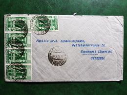 (15445) STORIA POSTALE ITALIA 1938 - 1900-44 Victor Emmanuel III