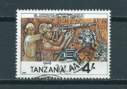 1985 Tanzania SADCC Used/gebruikt/oblitere - Tanzania (1964-...)