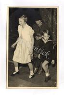 Belgian Royals Boudewijn And Josephine Charlotte 18 Nov 1937 Wiener Sängerknaben - Case Reali