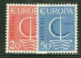 SWITZERLAND  1966  EUROPA CEPT  MNH - Europa-CEPT