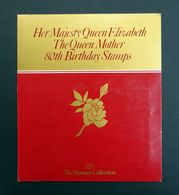 1980 Queen Mother 80th Birthday Sumner Commonwealth Omnibus Collection + FDC, Mint Never Hinged. - Familles Royales
