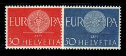 SWITZERLAND 1960 EUROPA CEPT MNH - Europa-CEPT
