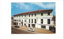 DAX  HOTEL DE L AVENUE  ET LES THERMES VOITURES  4 L DS   *****       A  SAISIR  ***** - Dax