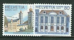SWITZERLAND  1978 EUROPA CEPT   MNH - 1978