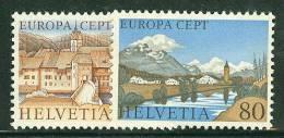SWITZERLAND 1977  EUROPA CEPT   MNH - 1977