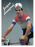 Cyclisme Carte Postale Jacques Hanegraaf - Cyclisme