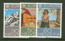 SWITZERLAND   CEPT 1975 MNH - 1975
