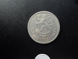 FINLANDE : 1 MARKKA   1971 S  Tranche A *  KM 49a    SUP - Finlande