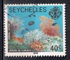 Seychelles 1977 - Marine Life - Seychelles (1976-...)