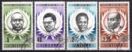 Seychelles 1979 - Africa Liberation Heroes - Seychelles (1976-...)