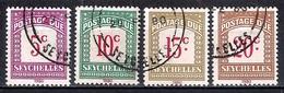 Seychelles 1980 - Postage Definitive - Seychelles (1976-...)